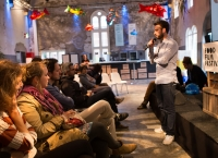 Regional Slow Food Youth Networks meet at Food Film Festival